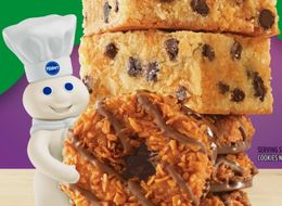 Girl Scout Cookie Baking Mixes Are The Greatest Invention Ever