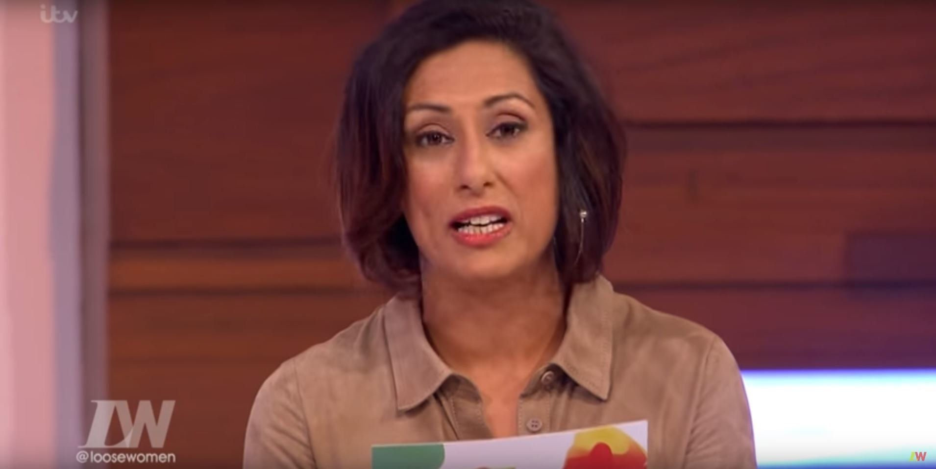 Saira Khan opened up about resisting an arranged marriage on 'Loose
