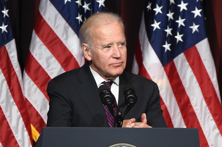 Vice President Joe Bidensaysthe only way Congress will do anything about gun violenceis if concerned voters