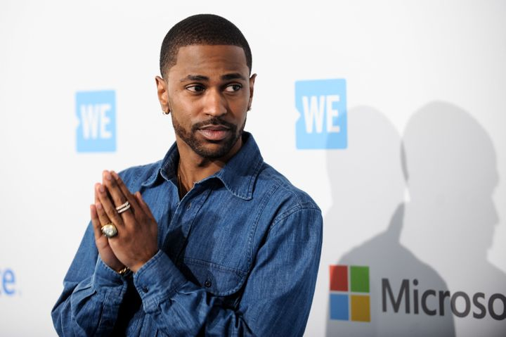 Big Sean donates $25k towards Wayne State University's HIGH program.