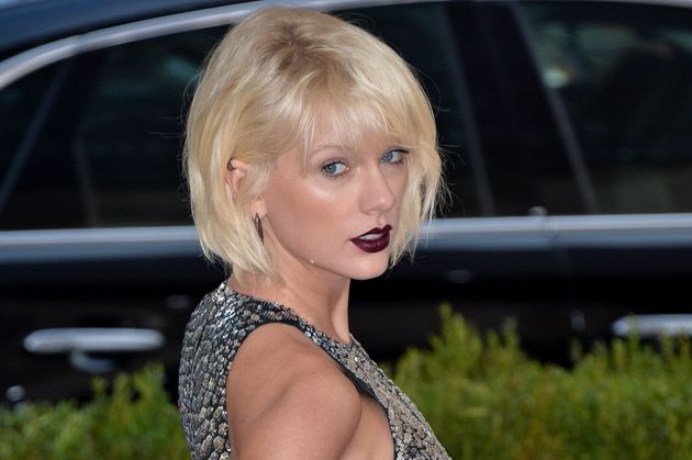 Taylor Swift attends the Costume Institute Benefit Gala at the Metropolitan Museum of Art on May 2,