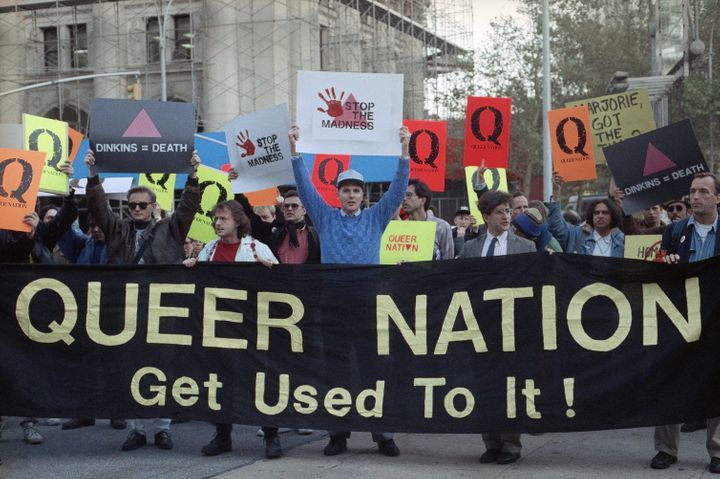 Image result for act up lgbt