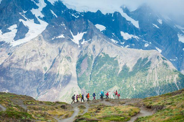Torres del Paine National Park,