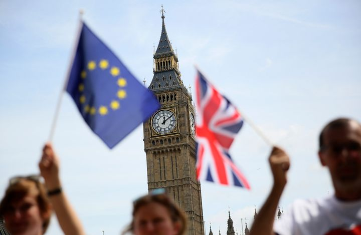 Brits will decide the fate of their nation's membership in the European Union on Thursday.