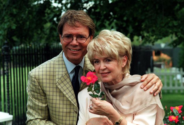Gloria Hunniford has revealed the stress on her friend Cliff has worried everyone close to