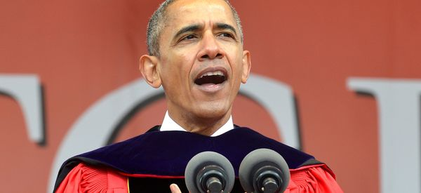 The Best Advice From President Obama's Commencement Speeches
