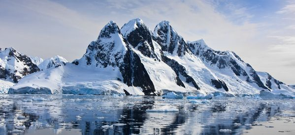 Carbon Dioxide Pollution Reaches Historic Levels At The South Pole
