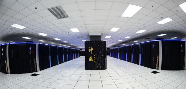 China Owns The World's Most Powerful Supercomputer, But What Do We Use Them