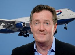 British Airways Just Owned Piers Morgan On Twitter