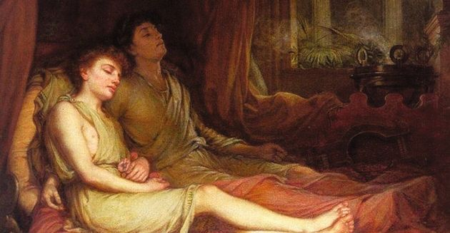 Sleep In Art And Literature | HuffPost