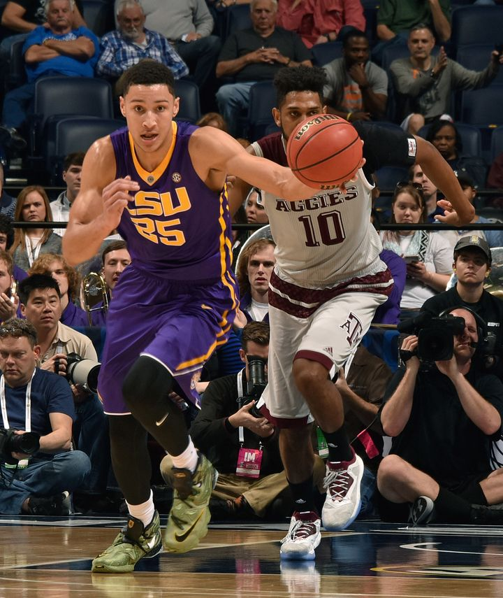 LSU freshman sensation Ben Simmons -- an Australian native -- has been hyped to no end, but red flags persist.