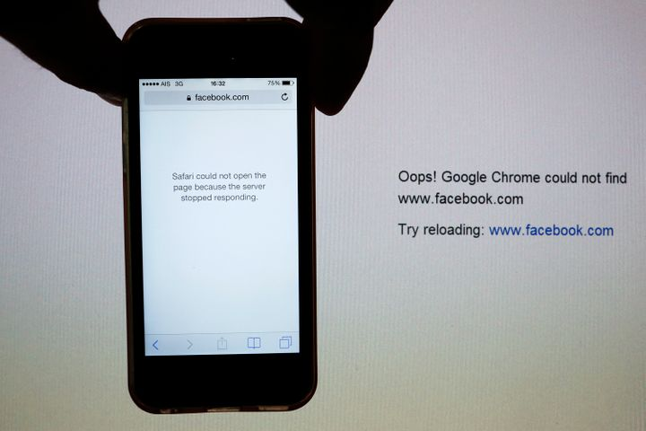 Facebook, Google And Others Face Growing Pressure To