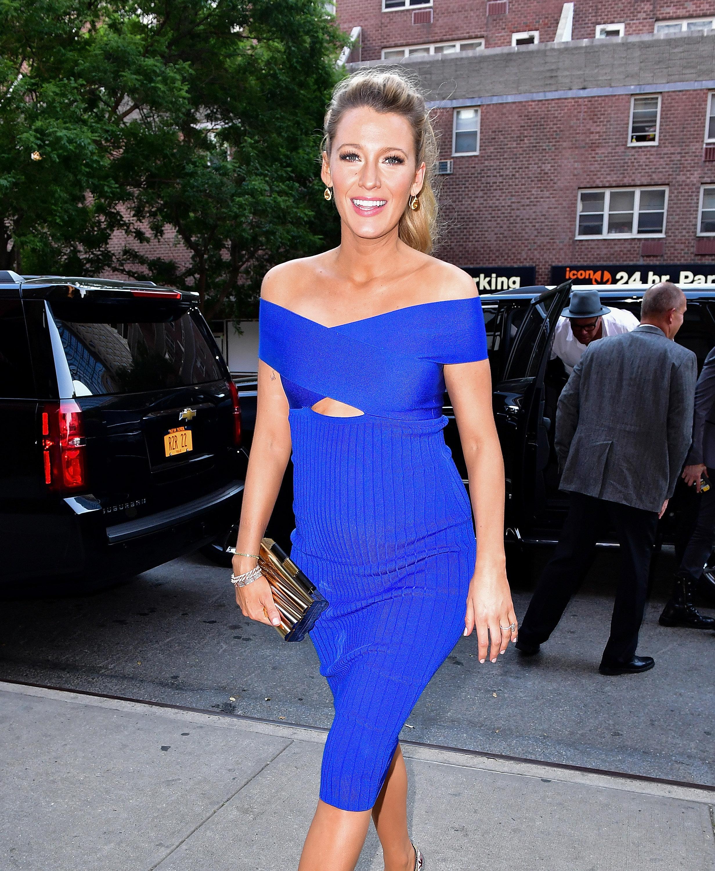 Royal Blue Bodycon Dresses