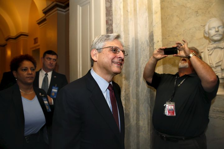 Supreme Court nominee Merrick Garland has yet to be confirmed by the Senate.