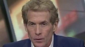 "Skip Bayless on ""First Take."" June 20th, 2016"