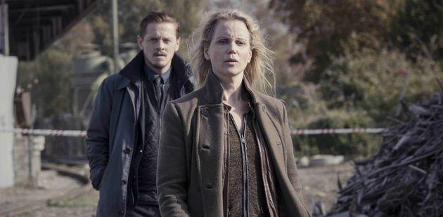 Hans Rosenfeldt had to create a brand new story arc for Saga and new colleague Henrik, following Kim...