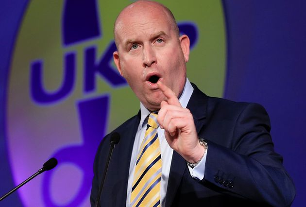Paul Nuttall made his comments on