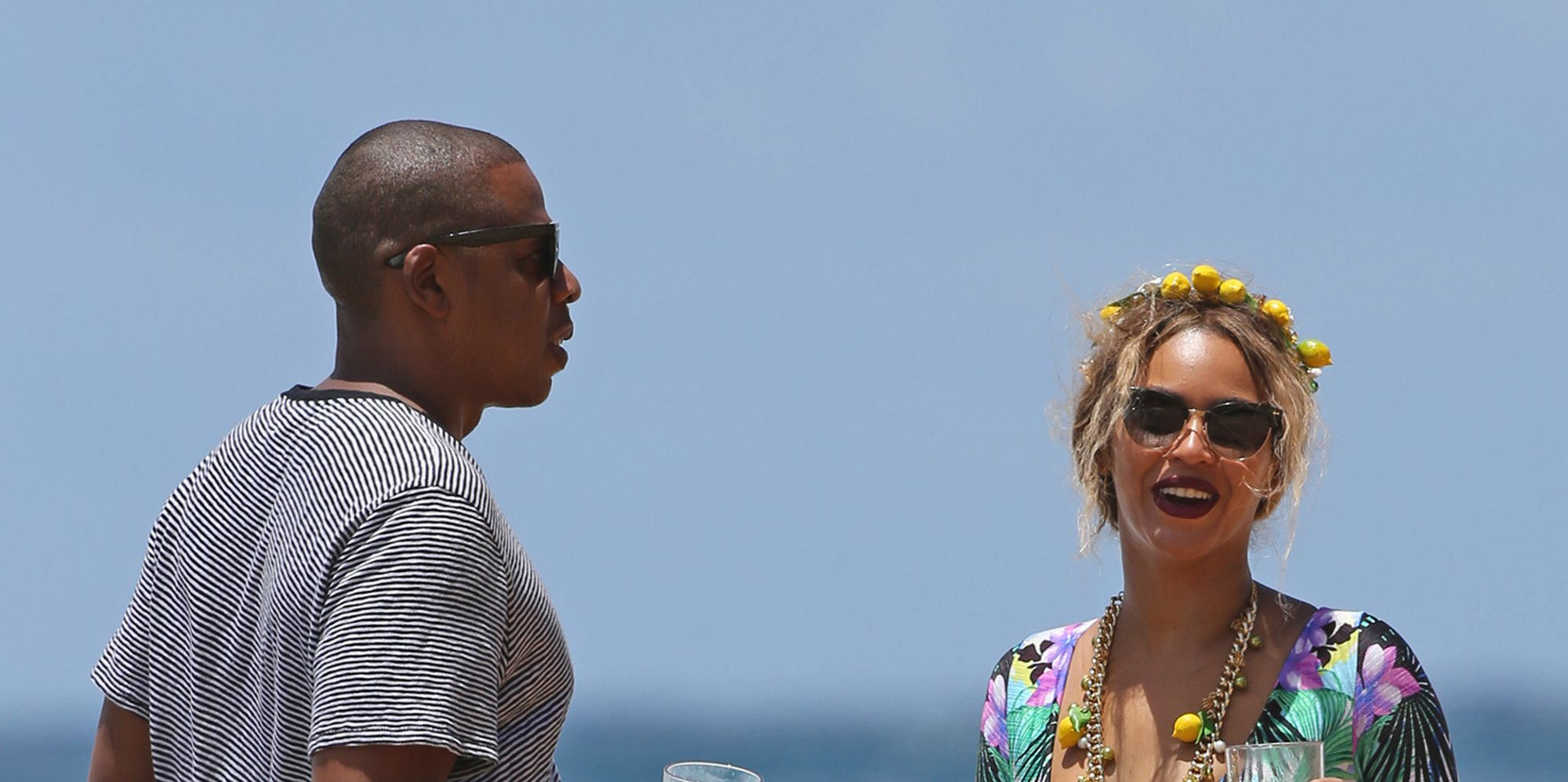 Stop What You're Doing And Look At Beyonce's Incredible Bathing Suit
