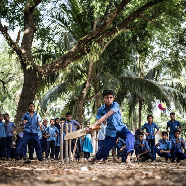 Education has the power to lift children out of poverty and end intergenerational cycles of inequity. Rakib Hosain Sabbi, 9,