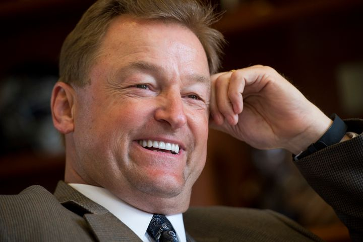 Sen. Dean Heller said Democrats have a ways to go to find enough Republicans to support Collins' bill.