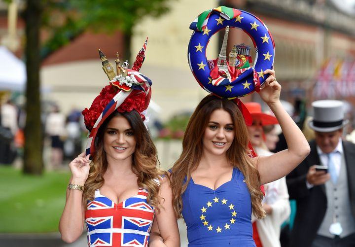 Young voters have much lower turnout rates than older voters, posing a dilemma for the pro-EU campaign. But these young raceg
