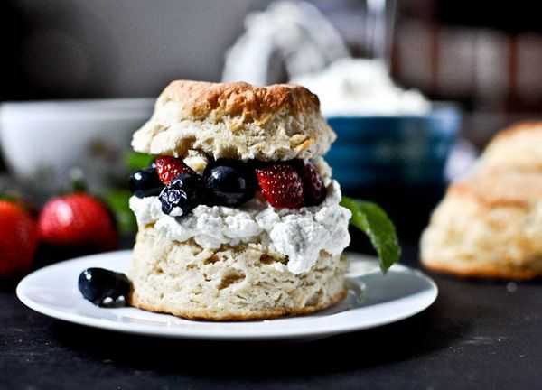 """<strong>Get the <a href=""""http://www.howsweeteats.com/2012/07/boozy-red-white-blueberry-shortcake-sliders-with-mascarpone-whip"""
