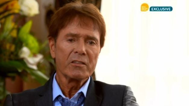 Sir Cliff Feels 'Tarnished' By 'Vile' Sex Abuse