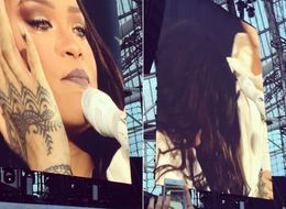 Rihanna Sparks Concern With This Emotional Performance