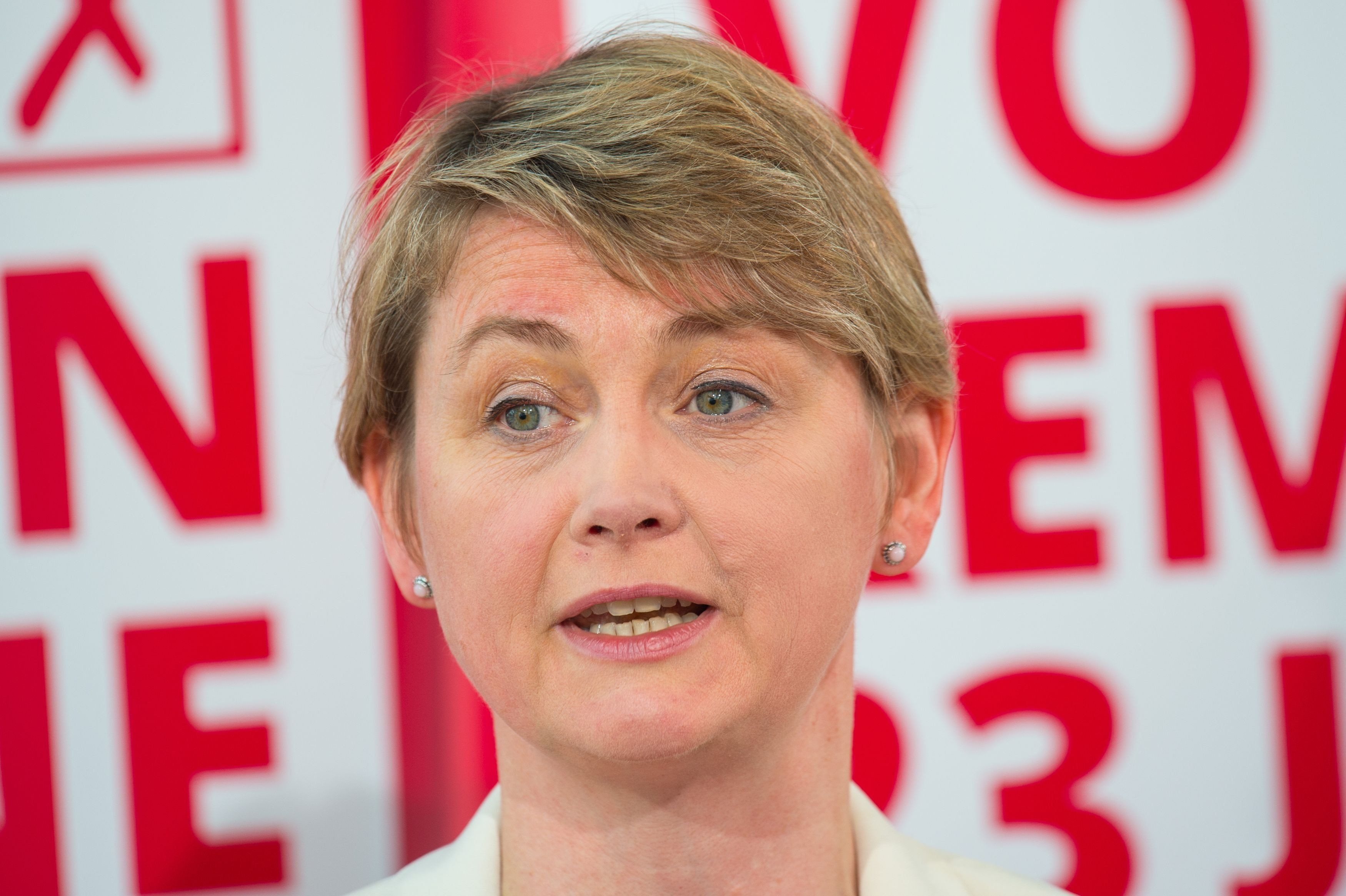 Yvette Cooper has complained to police after receiving death threats on