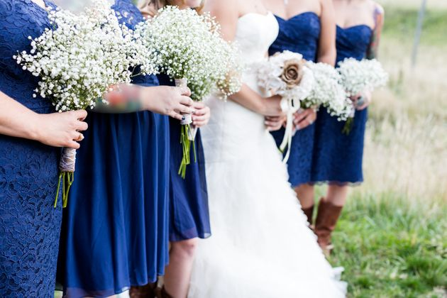Bridezilla Asks Bridesmaids To 'Pitch In' For Designer Wedding Dress After Blowing