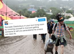 6 Funny Tweets That Will Make You Feel Better About Not Being At Glastonbury