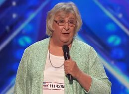 63-Year-Old Stand-Up Comedian Gets Standing Ovation On 'America's Got Talent'