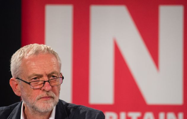 Jeremy Corbyn, 'reluctant