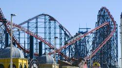 Teens Take 4am Rollercoaster Joyride At Blackpool Pleasure
