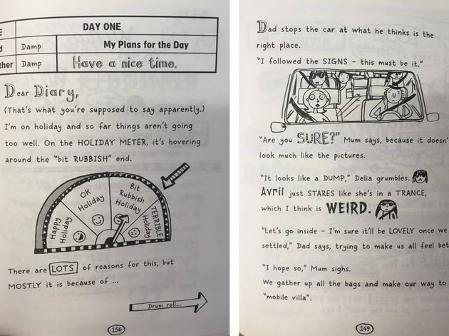 Why Children With Dyslexia And Reluctant Readers Are Inspired By Liz Pichon's Unique