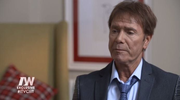 Cliff Richard appeared on a special edition of 'Loose