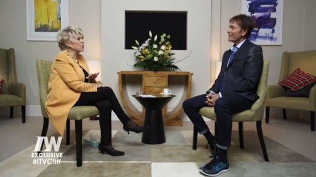 Cliff was interviewed by close friend Gloria