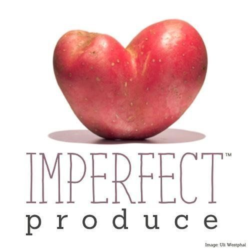 "<a href=""http://www.imperfectproduce.com/#home"" target=""_blank"">Imperfect produce</a> is saving the ugly carrots, potatoes an"