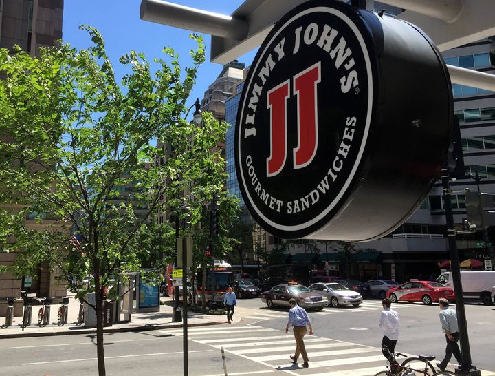 "New York's attorney general says noncompete agreements for low-wage workers like Jimmy John's are ""unconscionable."""