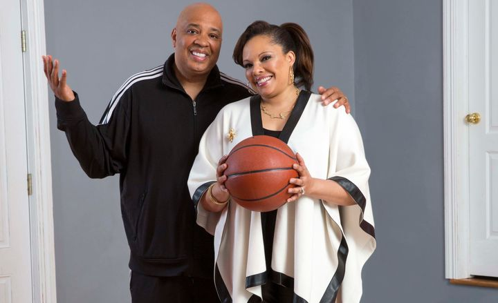 Rev. Run and Justine Simmons open up on their initiative to raise awareness surrounding diabetes.