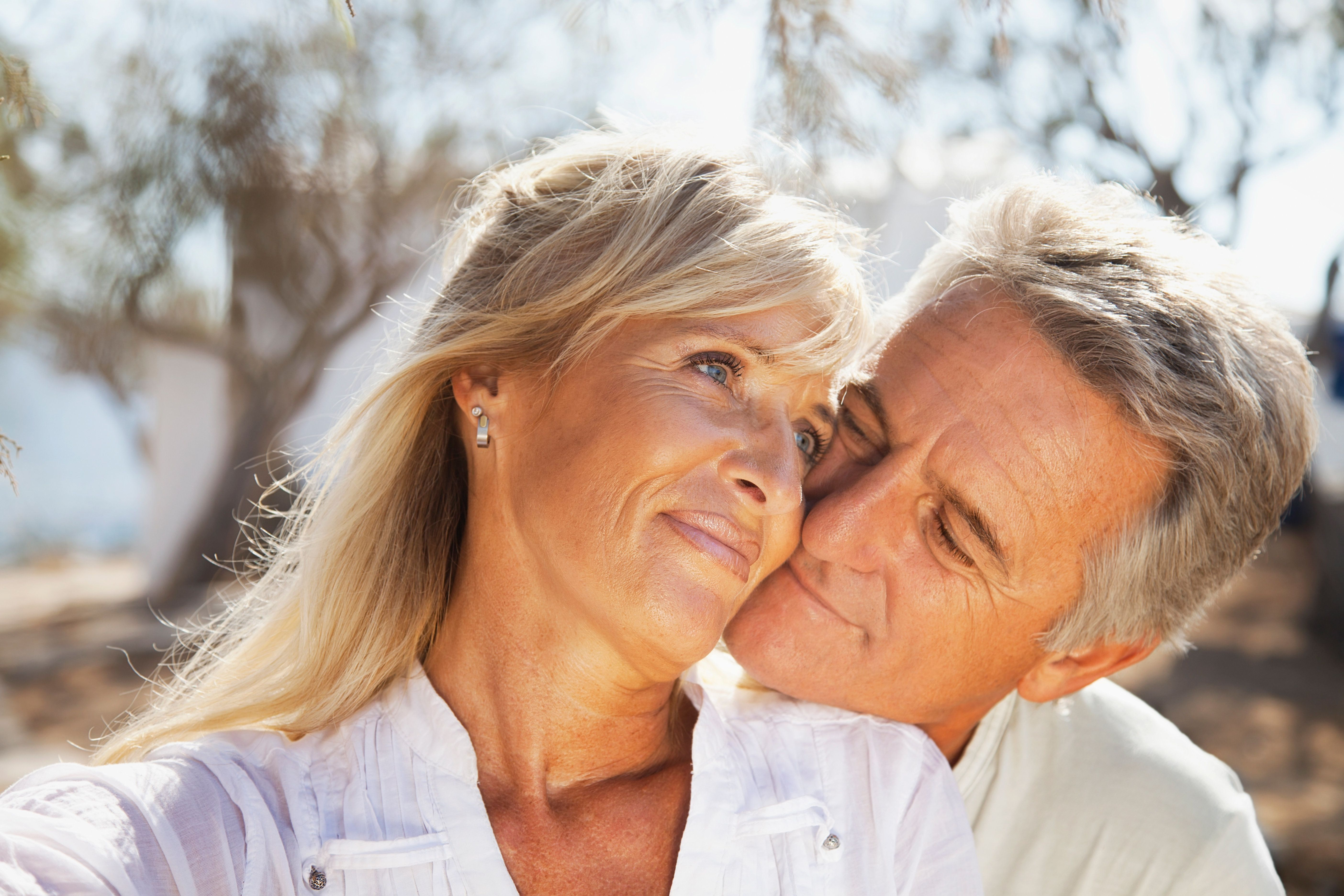 How often do married couples over 60 make love