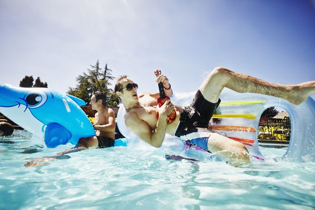 Can STDs Be Transmitted Through Swimming Pools? An Expert Weighs