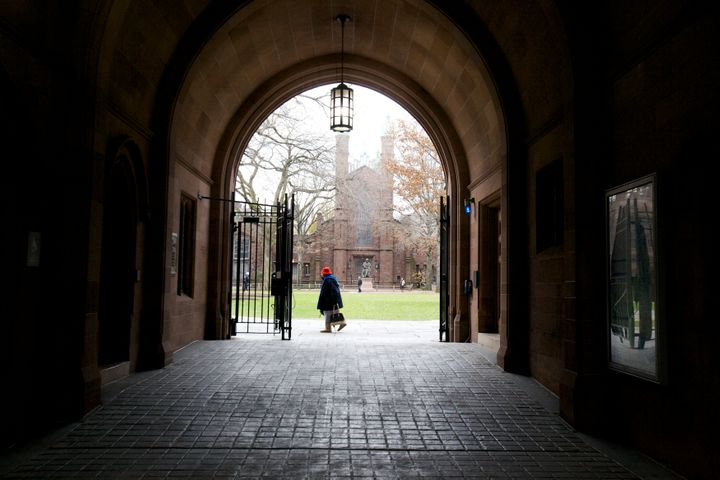 Yale University has refused to comment on how it handled claims against one of its star professors.