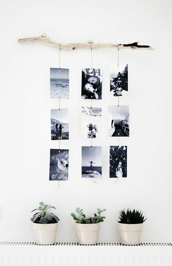 """Photo Credit:&nbsp;<a href=""""http://room-decorating-ideas.com/so-you-can-make-yourself-a-creative-photo-wall"""" target=""""_blank"""">"""