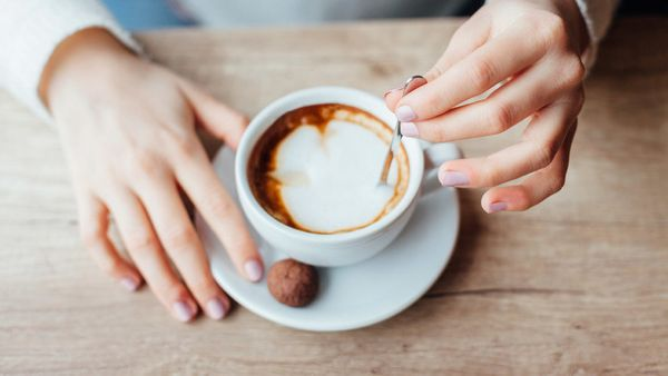 Just the opposite. Numerous studies have shown that coffee is associated with impressive health perks. It's been linked to lo