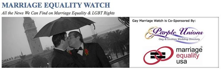 The Marriage Equality Watch Blog
