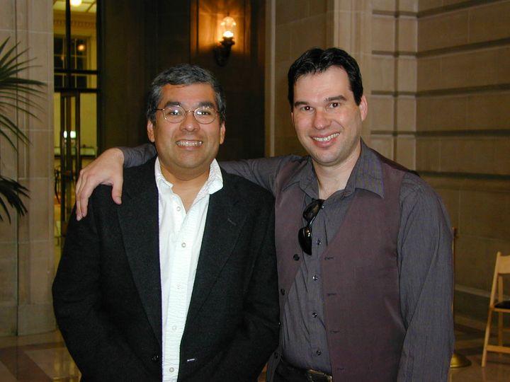 Our 2004 Wedding in San Francisco