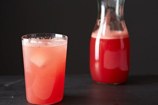 """<strong>Get the <a href=""""http://food52.com/recipes/23479-watermelon-paloma"""" target=""""_blank"""">Watermelon Paloma recipe</a> from"""
