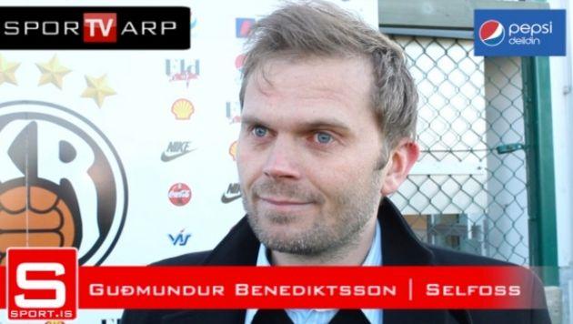 Gudmundur Benediktsson has become a worldwide