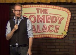 Comedian Destroys 'Sexist' Heckler In Front Of His Daughters